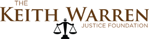 The Keith Warren Justice Foundation Logo